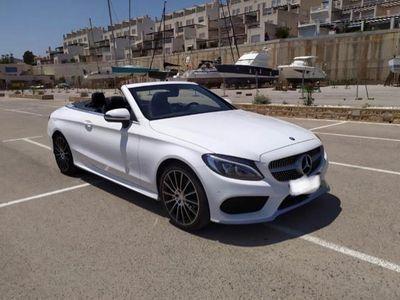 usado Mercedes C180 C 200Cabrio AMG 2 Años Garantia