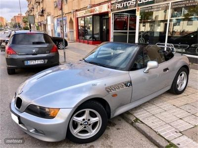 usado BMW Z3 1.9i Roadster GRAN OCASION NACIONAL