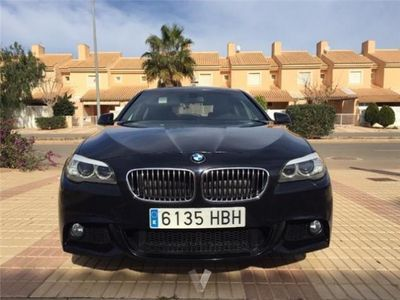 usado BMW 520 Serie 5 D -11