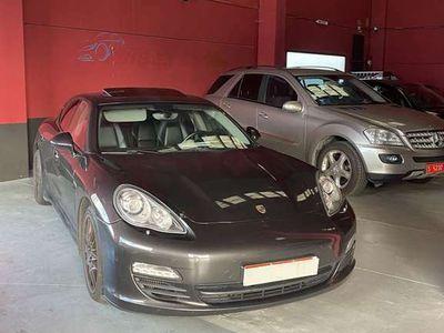 usado Porsche Panamera Diesel Aut.