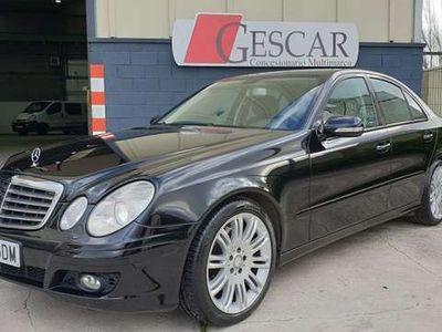 usado Mercedes E280 ClaseAvantgarde Sport 7G