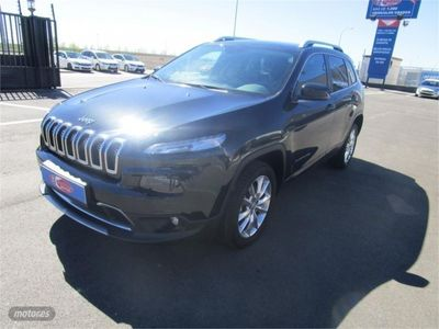 used Jeep Cherokee 2.0 CRD 140 CV Limited 4x4 Active D. I