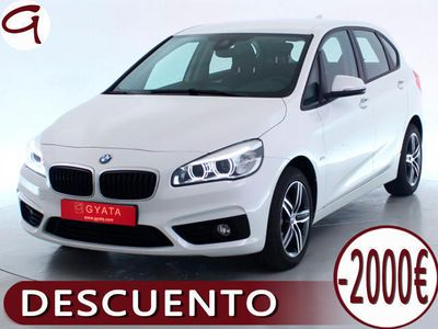 """gebraucht BMW 218 Active Tourer Serie 2 F45 """"Acabado Sport"""""""