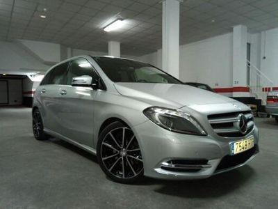 used Mercedes B180 CDI BE Sport