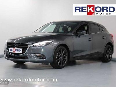 usado Mazda 3 1.5 SKYACTIVE- SPORT BLACK 105CV-NAVI-HEAP UP-LL.1