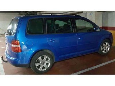 usado VW Touran 2.0TDI Traveller