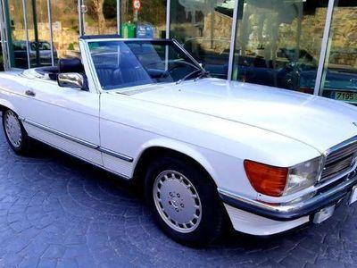 usado Mercedes 300 SLMercedes Benz 300SL R107 1988