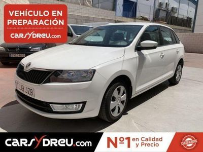 used Skoda Rapid Rapid/Spaceback1.4 TDI 66KW (90CV) AMBIT SPACEBACK
