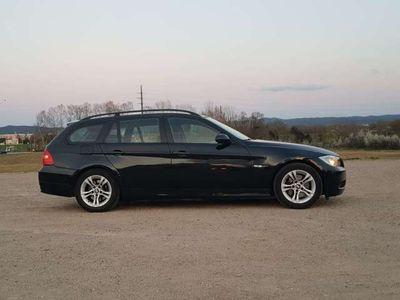 begagnad BMW 320 Serie 3 E91 Touring Diesel Touring