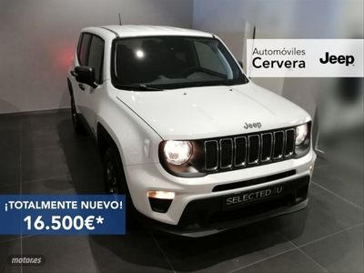 usado Jeep Renegade 1.0G 88kW Change the way 4x2