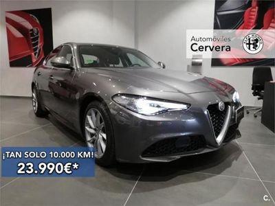 usado Alfa Romeo Giulia 2.2 Diesel 132kW (180CV) Super AT Incluye un año d
