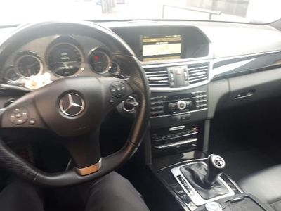 usado Mercedes E250 CDI BE Aut.
