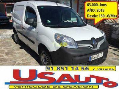 usado Renault Kangoo Furgon Profesional dCi 66kW 90CV Euro 6