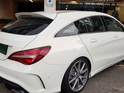 usado Mercedes CLA45 AMG Clase4MATIC
