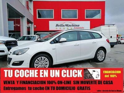 usado Opel Astra ST 1.6CDTi S/S Excellence 136