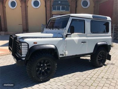 used Land Rover Defender 90 2.5TD5 SW E