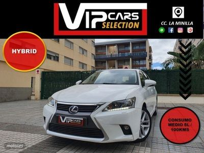 usado Lexus CT200h Executive