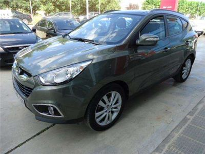 gebraucht Hyundai ix35 2.0CRDI GLS Style Sky Aut. 4x4