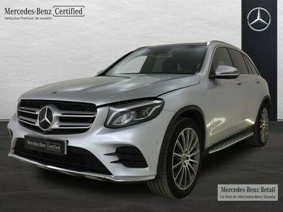 usado Mercedes GLC250 no aplica