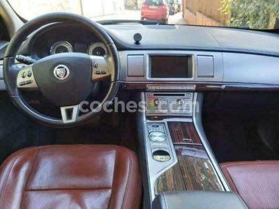 usado Jaguar XF Xf3.0 V6 Diesel S Luxury Aut. 275 cv en Girona