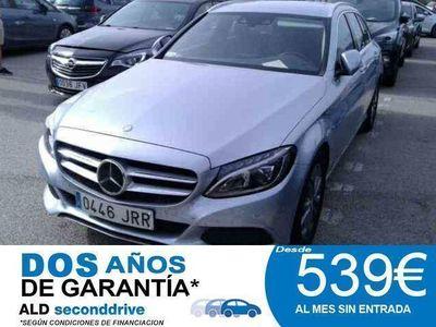 usado Mercedes 250 C Estate d 7G Plus