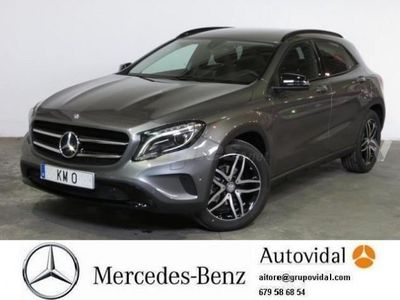 usado Mercedes GLA200 Clase GlaD Urban 5p. -16