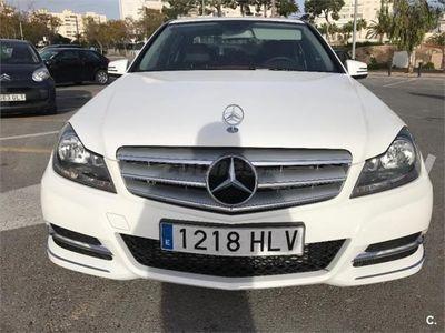 usado Mercedes C200 Clase CCdi Blue Efficiency Avantgarde 4p. -12