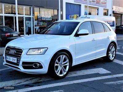 used Audi Q5 3.0 TDI 313cv quattro tiptronic