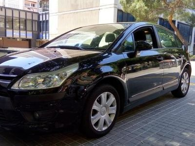 brugt Citroën C4 Sedán 1.6HDI Collection