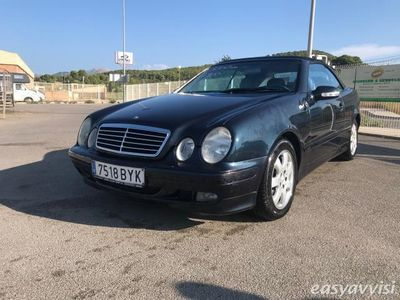 usado Mercedes CLK200 Cabriolet Elegance