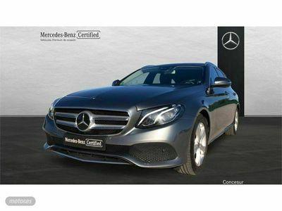 usado Mercedes E220 Estate