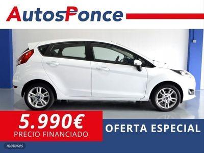 usado Ford Fiesta 1.0 EcoBoost 100cv Powershift Trend 5p