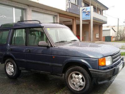 usado Land Rover Discovery 2.5 Base TDI 7 PLAZAS