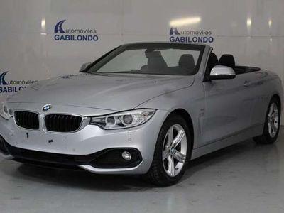 usado BMW 420 dA Cabrio Sport