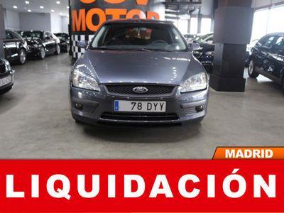 gebraucht Ford Focus 1.8TDCI 115CV 5P **LIQUIDACIÓN**