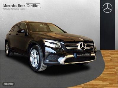 usado Mercedes GLC250 Clase GLCd 4MATIC