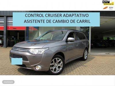 usado Mitsubishi Outlander 2.0 PHEV Kaiteki Auto 4WD
