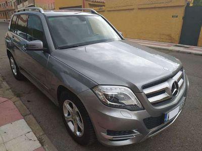 usado Mercedes GLK200 CDI BE