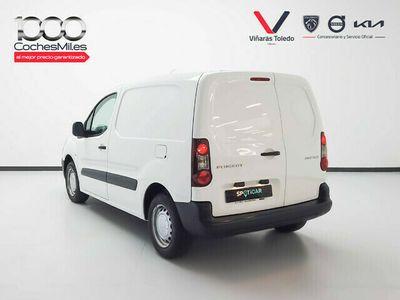 usado Peugeot Partner Furgon 1.6 BlueHDi Confort L1 55 kW (75 CV)
