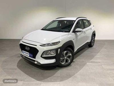 usado Hyundai Kona KonaHEV GDI 1.6 141CV DT KLASS