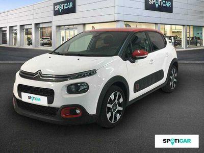 usado Citroën C3 BlueHDi 73KW (100CV) S&S SHINE Shine