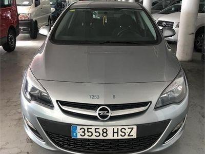 usado Opel Astra 1.7 CDTi 110 CV Business