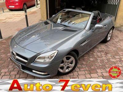 usado Mercedes SLK200 ClaseBE Edition 1