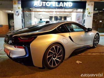usado BMW i8 coupé hybrid electro/gasolina