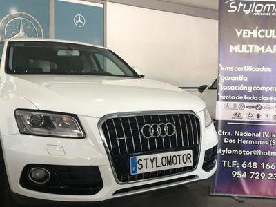 used Audi Q5 3.0TDI CD quattro S-Tronic 258