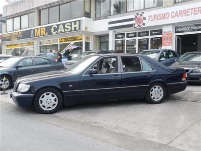 usado Mercedes S350 Turbo Diesel ONLY 68000KM SERVICE HISTORY