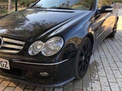 usado Mercedes CLK500 CLK 500v8 7-G Tronic