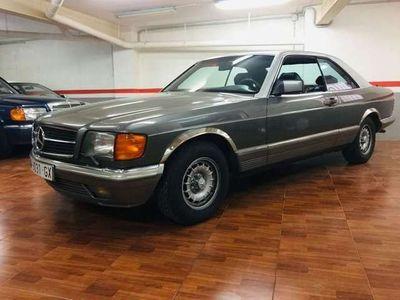 usado Mercedes 500 SE (126) () Deportivo Automático de 3 Puertas