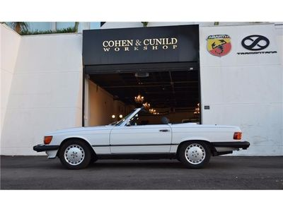 usado Mercedes 560 SLCabriolet