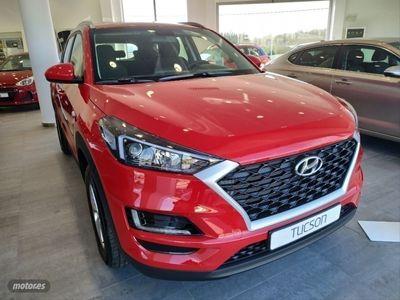usado Hyundai Tucson 1.6 GDI 97kW 131CV Essence BE 4X2